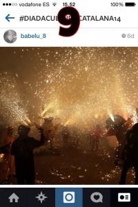 Foto guanyadora del Concurs d'Instagram
